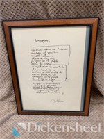 John Lennon Inspired Artwork, Pottery, Vinyl Record Collecti