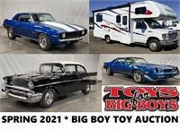 Big Boy Toy!!! - May 20th, 2021 - 6pm