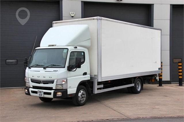 2017 MITSUBISHI FUSO CANTER 7C18 at TruckLocator.ie
