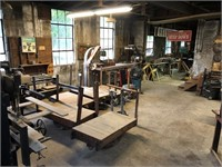 Wyatt Cabinet Shop - Contents Only - Indiana, PA