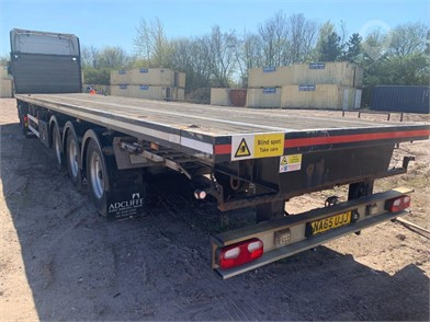 2016 ADCLIFFE PSK 13.6 ADJUSTABLE FLAT at TruckLocator.ie