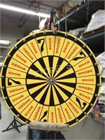Over / Under Spinning Wheel w/ Mat & Cover