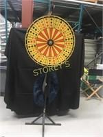 Crown & Anchor Wheel w/ Mat & Cover