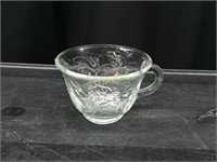 20 Small Glass Punch Cups
