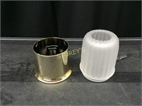 15 Brass Candle Holders