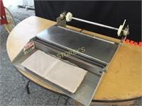 "21"" Heat Sealing Machine - 86-625-072"
