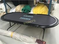 Bowman's Folding Poker Table w/ Cover