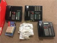 3 Phones, Plug, Etc.