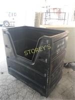 Techstar Mobile HD Laundry Bin - 1700