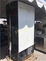 Dixie Narco Ref. Soda Vending Machine w/ Key