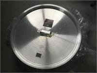 5 New 100qrt Alumin Stock Pot Lids