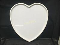Heart Shaped White Board ~2' x 2'