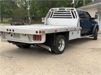 Wilson Ram 5500 Flatbed Pickup Auction