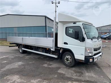 2018 MITSUBISHI FUSO CANTER 7C18 at TruckLocator.ie