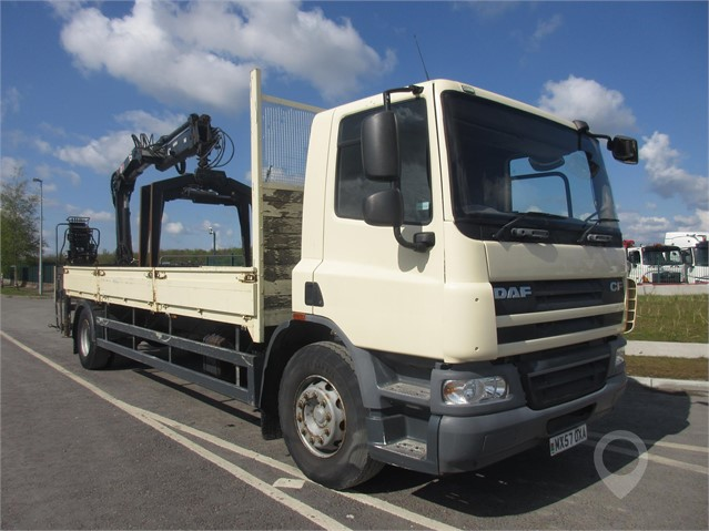 2008 DAF CF65.300 at TruckLocator.ie