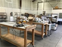 MHE Manufacturing Cannabis Warehouse Liquidation