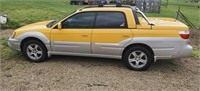 2003 Suburu Baja AWD
