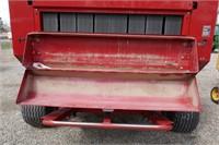 2013 Case-IH RB564 5x6 Premium Baler