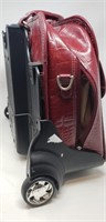 Siamod Rolling Laptop Bag, briefcase