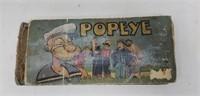Popeye book, very old