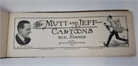 The Mutt and Jeff cartoons, by Bud Fisher