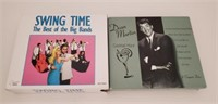 Dean Martin, Swing Time & more CDs