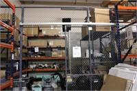 Security Cage Walls