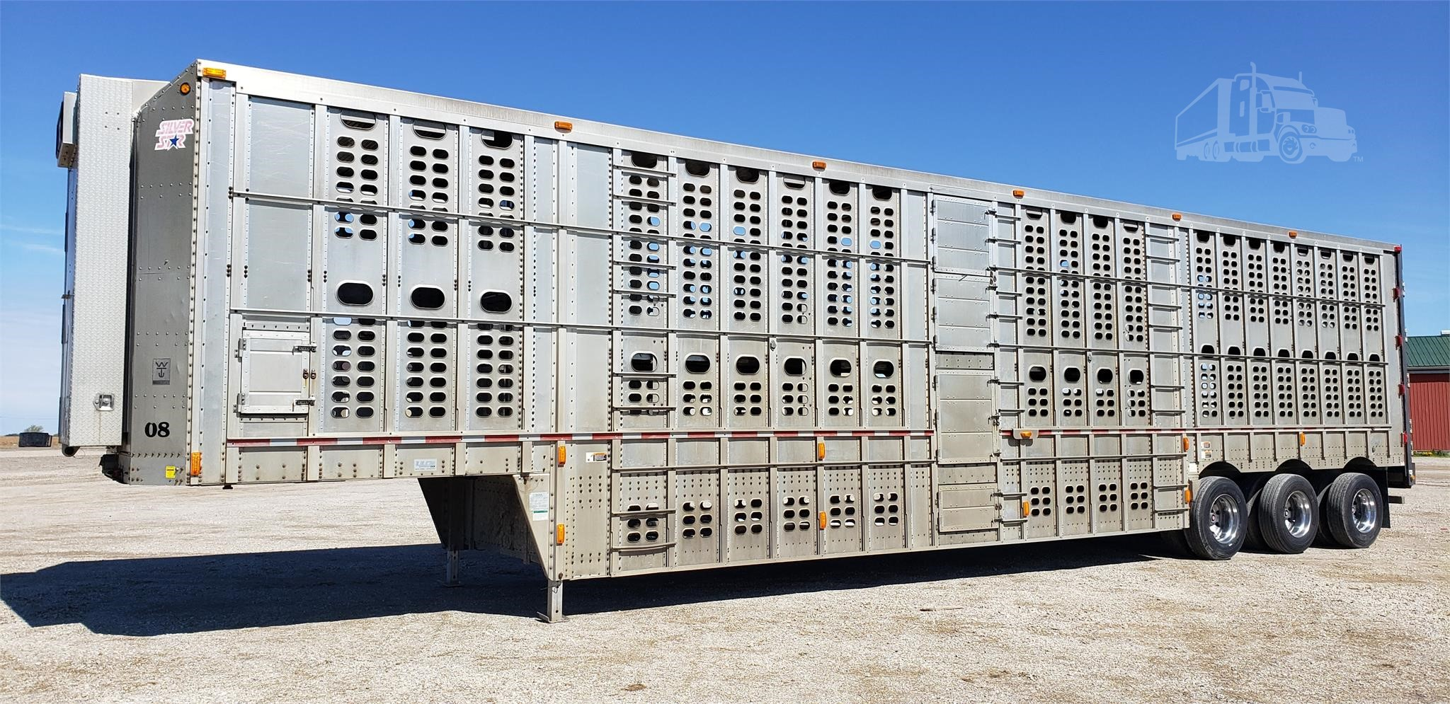 Wilson Livestock Trailers For Sale 130 Listings Truckpaper Com Page 1 Of 6