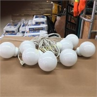 Olympia Tent Lights - 8 String