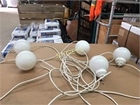 Olympia Tent Lights - 4 String