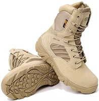 Delta Military Tactical Boots size 10