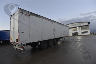 2011 KNAPEN LIGHTWEIGHT MOVING FLOOR TRAILER at TruckLocator.ie