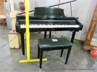 SUZUKI MDG-100 MICRO DIGITAL GRAND PIANO W/ BENCH