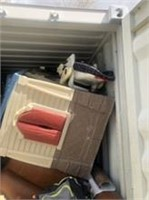 Contents of 8''x10' Filer Budget Storage Unit #38