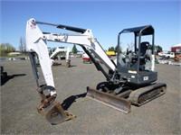2016 Bobcat E35 Hydraulic Excavator