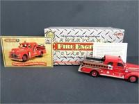 Collectibles, Fire Trucks, Funky Lamps, Glassware, Comics