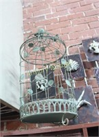 TOPIARY CAGE DECORATION