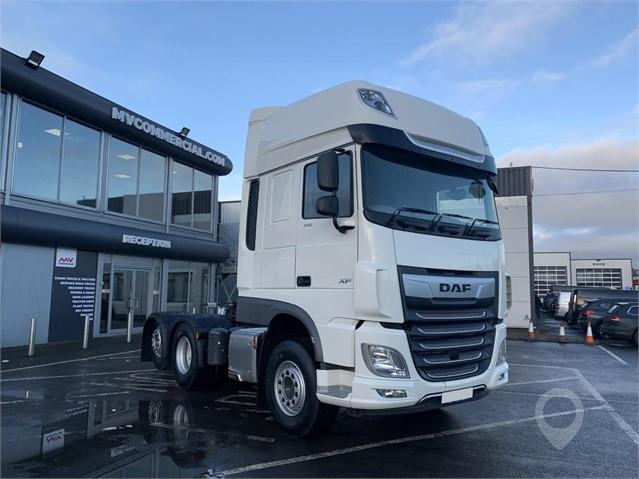 2021 DAF XF530 at TruckLocator.ie