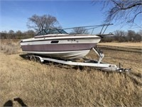 Regal Royal 250XL Boat, Cabin & 454 Motor, Merc 1