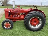 1953 International McCormick Super W4