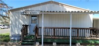 56 Manor Drive- Mobile Home Auction