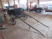 RECONDITIONED STEEL TIRE BUGGY