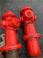 (3) Fire Hydrants