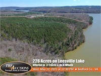 228 Acres on Leesville Lake
