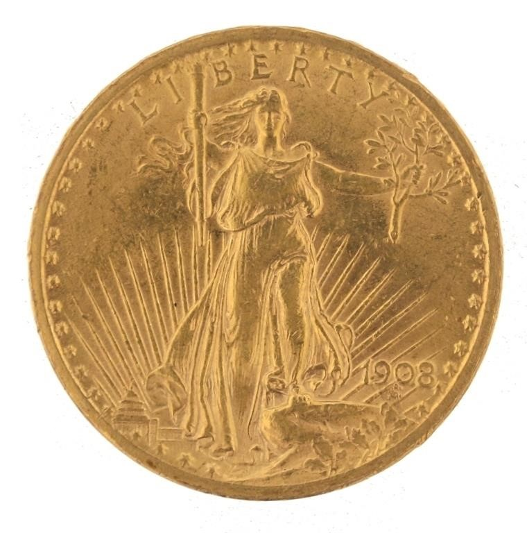 May 12th 2021 - Fine Jewelry & Coin Auction