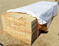 N-351 Ponderosa Pine 1X8 Lumber