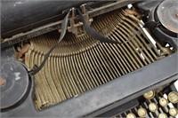 Antique L. C. SMITH & BROS. Typewriter No. 2