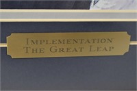 IMPLEMENTATION THE GREAT LEAP-By Patrick Lundquist