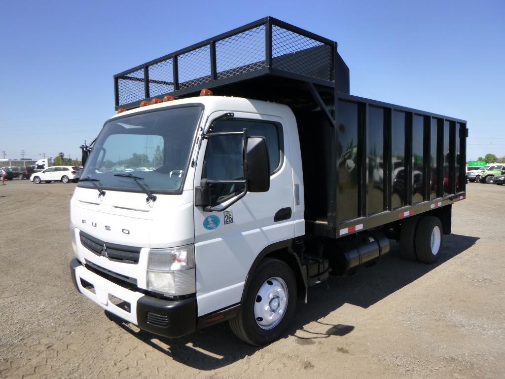2014 Mitsubishi Fuso S/A Dump Truck