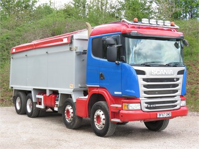 2017 SCANIA G410 at TruckLocator.ie
